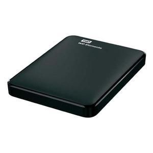 """Zewnętrzny dysk twardy, Western Digital, 2,5"""", 500GB, USB 3.0/USB 2.0, WDBUZG5000ABK-EESN, czarna - 2834726326"""