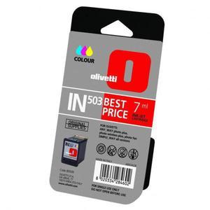 Olivetti oryginalny ink B0509, cyan/magenta/yellow, 7ml, Olivetti Olivetti Anyway/ Olivetti Simpleway - 2828179230