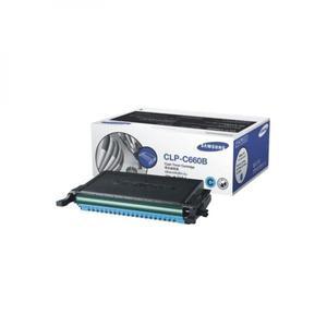 Samsung oryginalny toner CLP-C660B, cyan, 5000s, Samsung CLP-610, 660D, 660ND - 2828182497