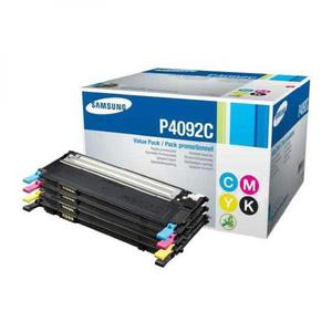 Samsung oryginalny toner CLT-P4092C, CMYK, 1500/3x1000s, Samsung CLP-310, N, CLP-315, CLX-3170FN, CLX-3175N, FN, FW - 2828182514