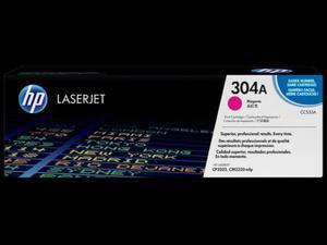 Toner HP 304A do Color LaserJet CP2025, CM2320 | 2 800 str. | magenta - 2828184156