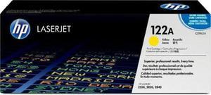 Toner HP 122A do Color LaserJet 2550/2820/2840 | 4 000 str. | yellow - 2847868305