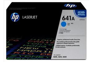 Toner HP 641A do Color LaserJet 4600/4650   8 000 str.   cyan - 2828184297