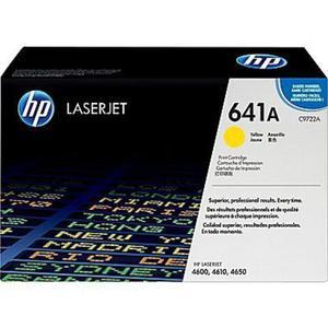 Toner HP 641A do Color LaserJet 4600/4610/4650 | 8 000 str. | yellow - 2828184298