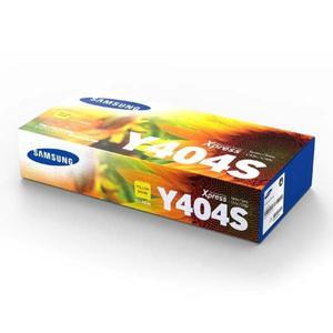 Samsung oryginalny toner CLT-Y404S, yellow, 1000str., Samsung Xpress C430W, C480FW, C480W - 2858630725