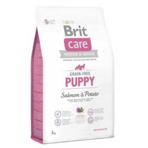 BRIT Care Dog Grain Free Puppy Salmon & Potato - 2856006407