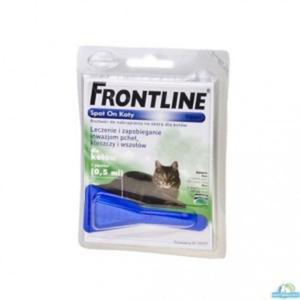 MERIAL FRONTLINE CAT Spot - On - 2833047626