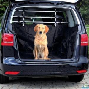 TRIXIE Mata samochodowa bagażnik czarna duża - 2833049165