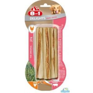8in1 Pork Delights Sticks 3szt. - 2833044817