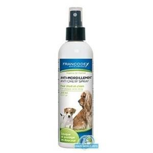 FRANCODEX Spray przeciwko obgryzaniu przez szczeniaki i psy 200ml - 2833046792