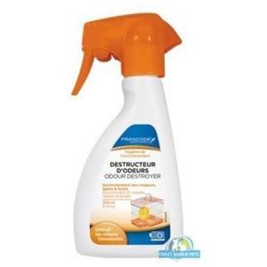 FRANCODEX Spray neutralizujący brzydki zapach w otoczeniu gryzonia 250ml - 2833046788