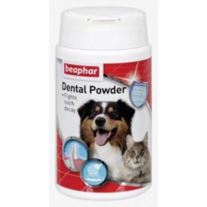 BEAPHAR Dental Powder dla psa i kota 75g - 2833045104