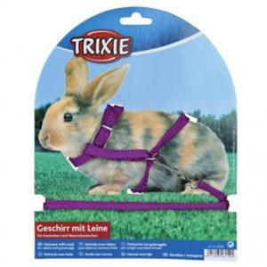 TRIXIE Szelki ze smyczą dla królika - 2833049595