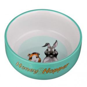 TRIXIE Miseczka ceramiczna Honey & Hopper - 2833049200