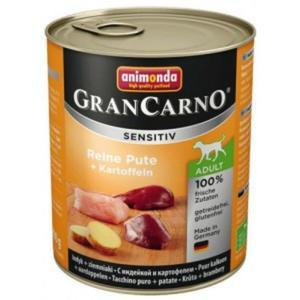 ANIMONDA DOG GranCarno Sensitiv Adult 800g puszka - 2833044934