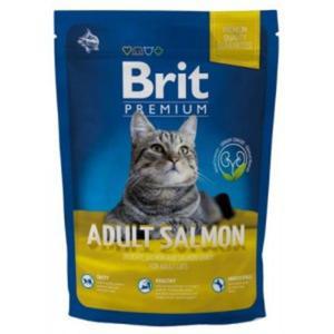 BRIT Premium Cat Adult Salmon - 2833045444