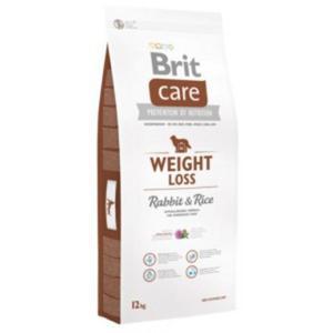 BRIT Care Dog Weight Loss Rabbit&Rice - 2833045437