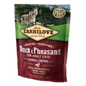 CARNILOVE CAT Duck & Pheasant Hairball Control - 2843264914
