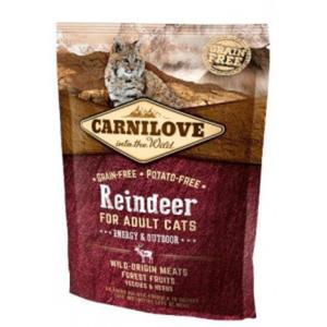 CARNILOVE CAT Reindeer Energy & Outdoor - 2843264917