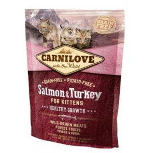 CARNILOVE CAT Salmon & Turkey For Kittens - 2843264918