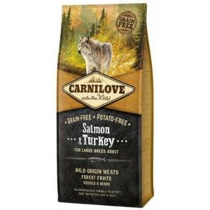 CARNILOVE DOG Adult Large Salmon & Turkey - 2843264923