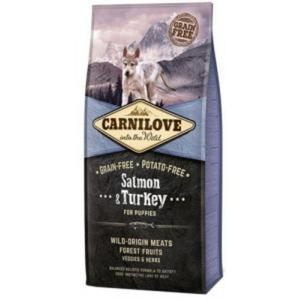 CARNILOVE DOG Puppy Salmon & Turkey - 2843264928