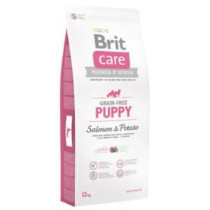 BRIT Care Grain Free Puppy Salmon&Potato - 2833045438