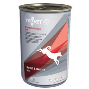TROVET DOG Renal & Oxalate RID 400 puszka - 2843468860