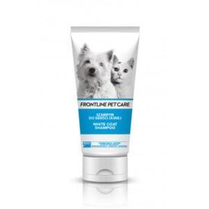 MERIAL FRONTLINE Pet Care Szampon do sierści jasnej dla psów i kotów 200ml - 2849402764