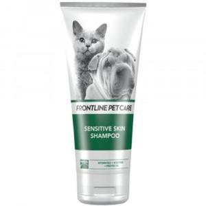 MERIAL FRONTLINE Pet Care Szampon dla wrażliwych psów i kotów 200ml - 2849402762