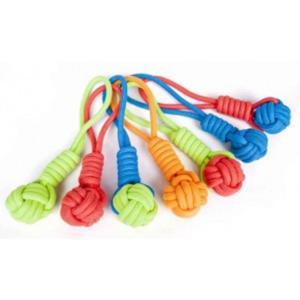 DINGO Zabawka Sznur Energy Kłos wzmocniony pleciony - 2850401713