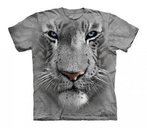White Tiger Face - Dziecięca - The Mountain - 2833178004
