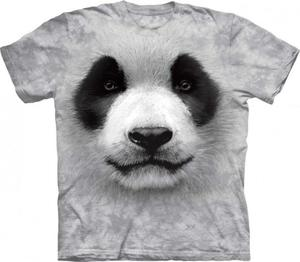 Big Face Panda - T-shirt The Mountain - 2833178094