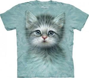 Blue Eyed Kitten - T-shirt The Mountain - 2833178102