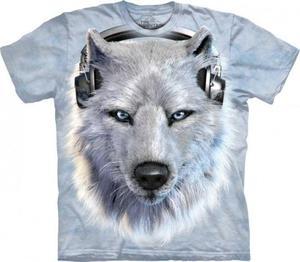 White Wolf DJ - Koszulka The Mountain - 2833178107