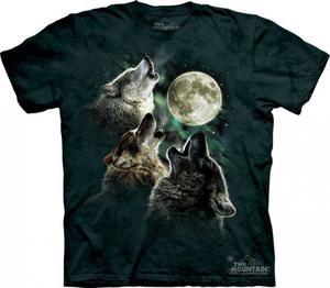 Three Wolf Moon Glow - The Mountain - 2833177604