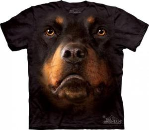 Rottweiler Face - The Mountain - 2833177608