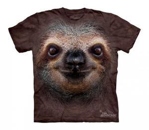 Sloth Face - Leniwiec - The Mountain - Koszulka Junior - 2833178241