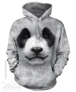 Big Face Panda - Bluza The Mountain - 2833178606