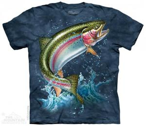 Rainbow Trout - Pstr�g - The Mountain