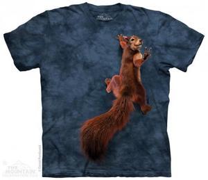Peace Squirrel - Wiewiórka - The Mountain