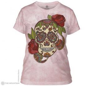 Paisley Sugar Skull - The Mountain - Damska - 2833179360