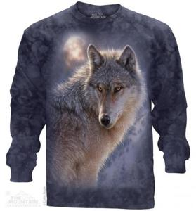 Adventure Wolf - Long Sleeve The Mountain - 2833179454