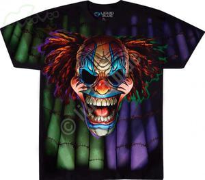 Evil Clown - Liquid Blue - 2858171114