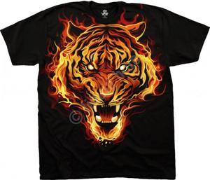 Fire Tiger - Liquid Blue - 2838843841