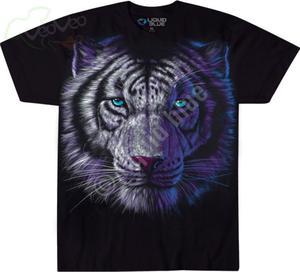 White Tiger - Liquid Blue - 2842858677