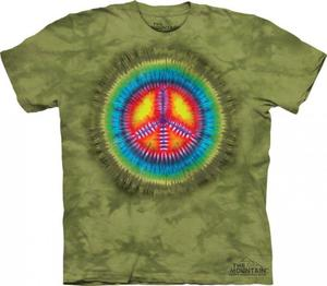 Tie Dye Peace - The Mountain - 2833177693