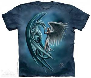 Angel & Dragon - The Mountain - 2847876624