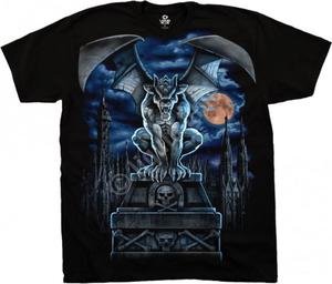 Gargoyle Moon - Liquid Blue - 2847876774