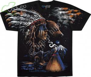Indian Bear - Liquid Blue - 2850779711
